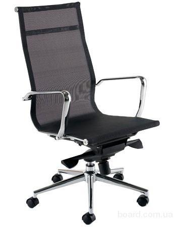 Купить компьютерное кресло Невада черное