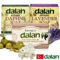 Мыло натуральное оливковое и оливково-лавровое Dalan про-ва Турция
