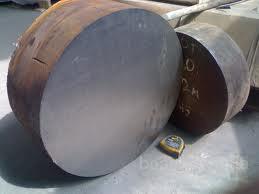 Поковка круглая переменного сечения сталь 40ХН