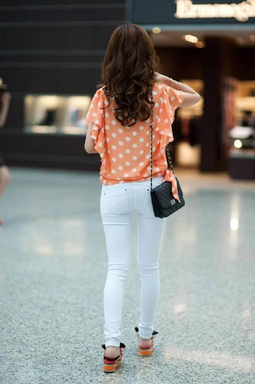 Купить шифоновую блузку женскую в украине