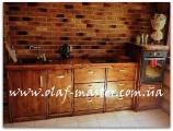 Мебель из дерева искусственно состаренная (под старину) ручной работы