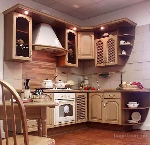мебель для кухни угловая