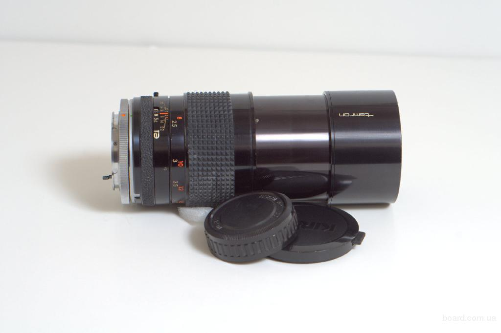 Tamron 200mm f1:3.5 BBAR Multi C. Adaptal для  Pentax K