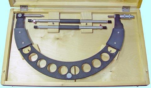 Микрометр гладкий МК 500,МК500