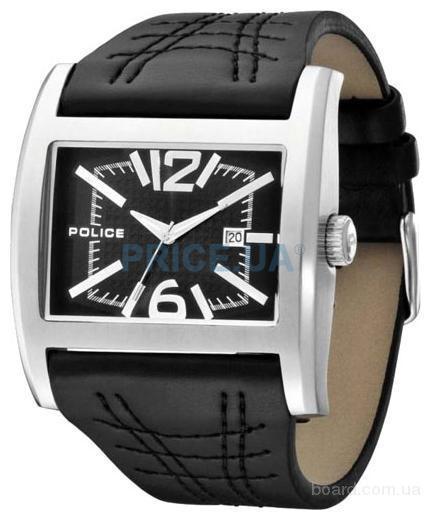 Магазин продает итальянские часы мужские наручные Police 12170JS/02a