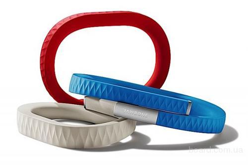 Браслеты Jawbone UP и Fitbit