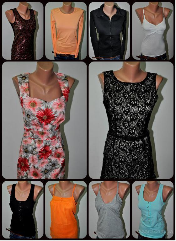 Сток магазины женской одежды