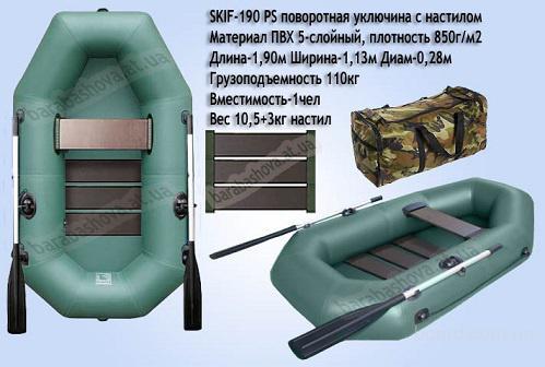 цена лодок по украине