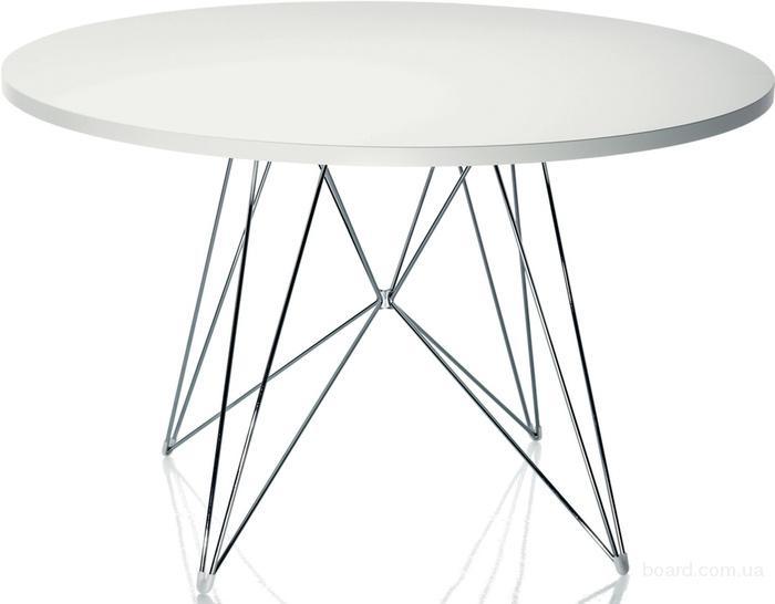 Обеденный стол Торетто Роуд круглый, ква
