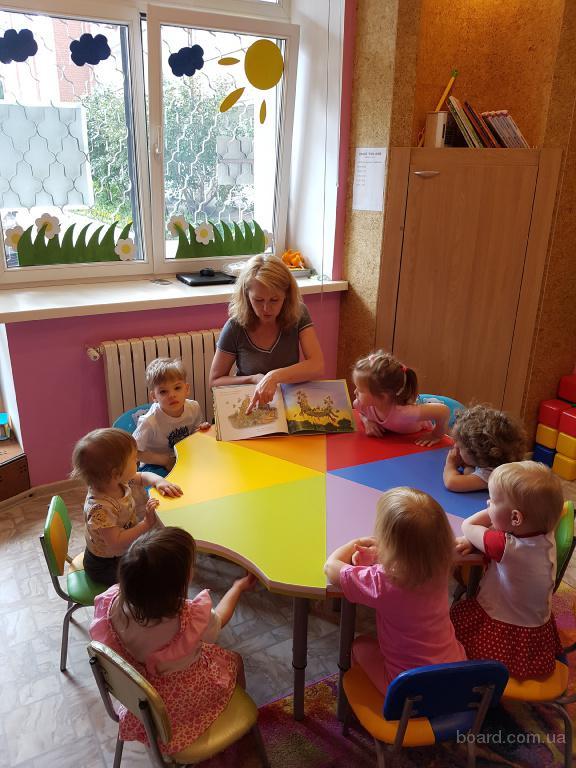 Частный детский сад в Екатеринбурге