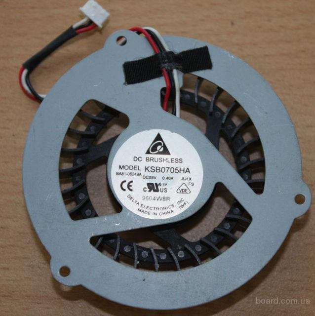 Вентилятор Samsung R518 R520 R522 NP-R522 Новый