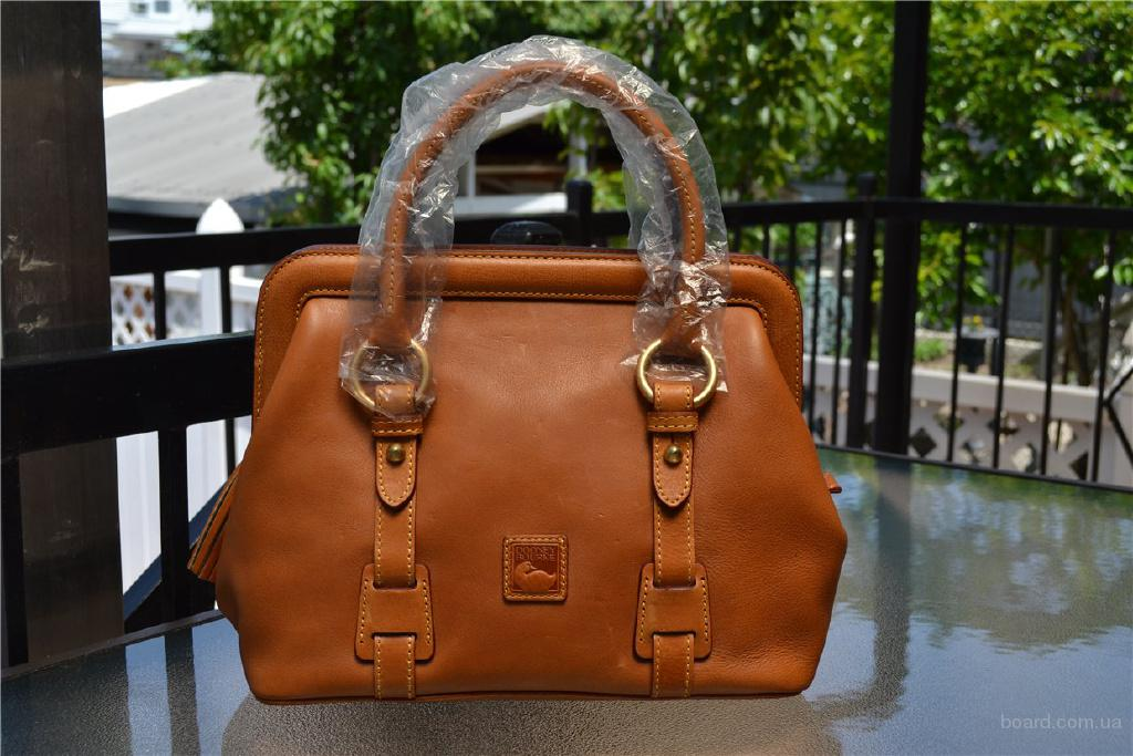 Сумка Dooney & Bourke  Florentine Small Mitchell, оригинал