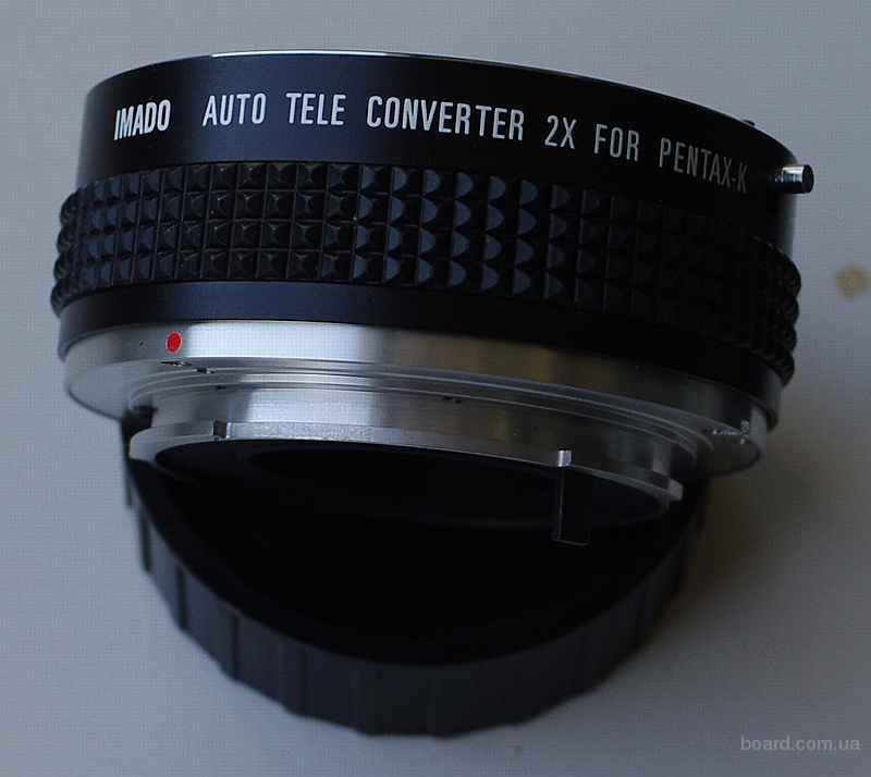 Imado 2X Auto Teleconverter Pentax K Mount Lens