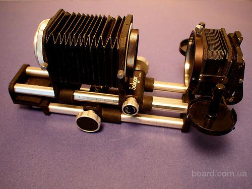 Soligor Bellows for Pentax M42mm + Film - Slide Copier