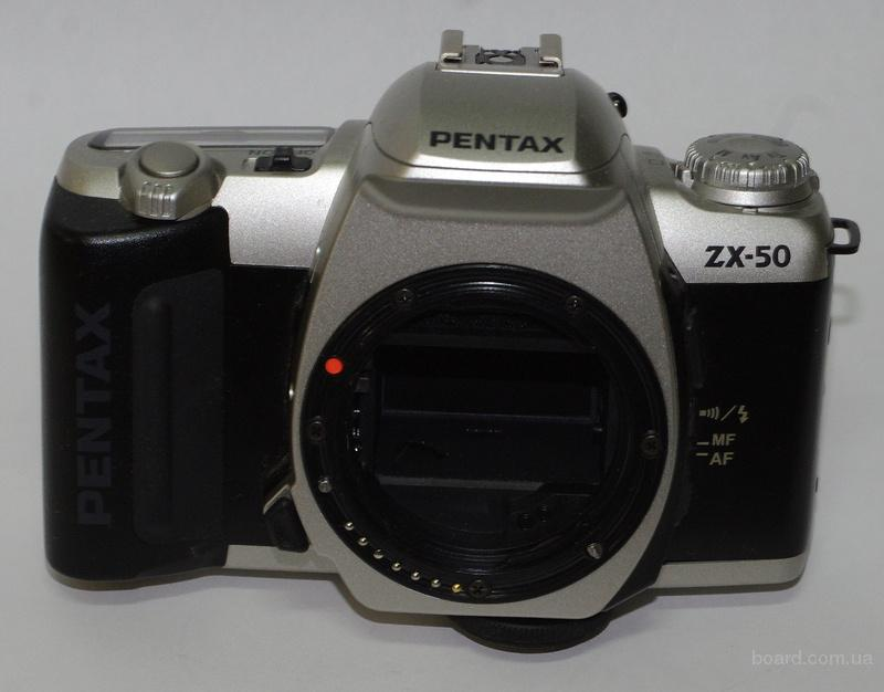 Pentax ZX-50 35mm SLR Film Camera. На запчасти