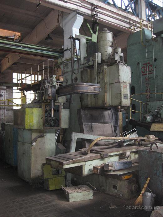 Продам вертикально-фрезерный станок модели 65А80МФ4, зав. № 7