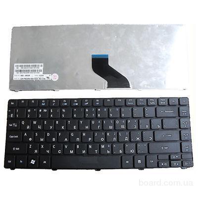 Клавиатура Acer Aspire 4740 4740G 4741 4741G 4741Z