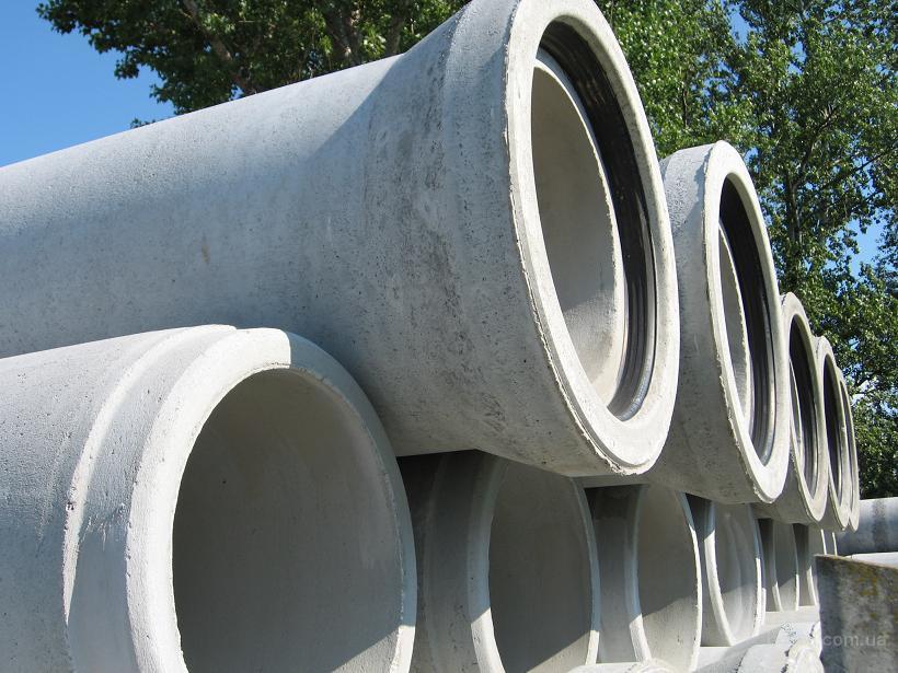Трубы железобетонные безнапорные используются при строительства дождевой, ливневой, технической канализации...