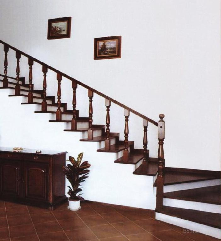 Обшить лестницу своими руками фото