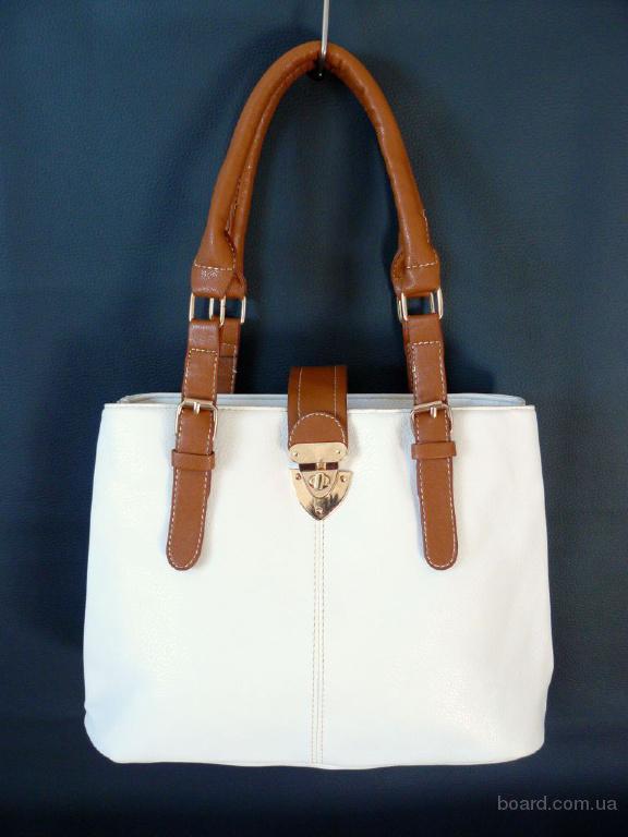 Модные женские сумки.