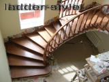 Лестницы второго этажа