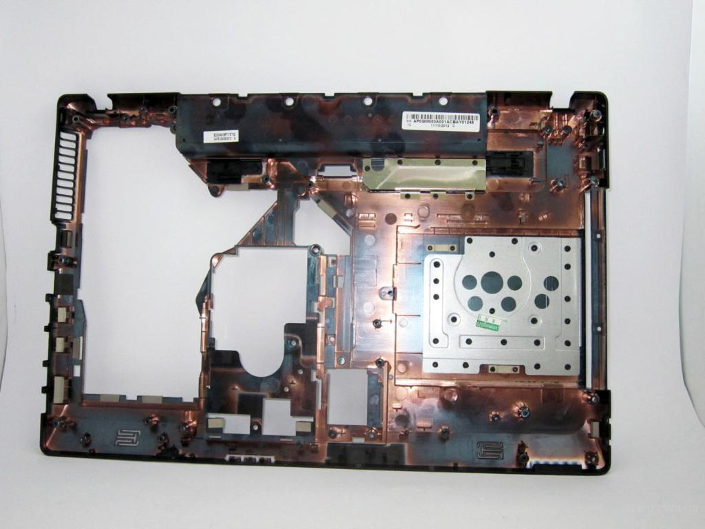 Нижний Корпус Lenovo G570 G575 Новый