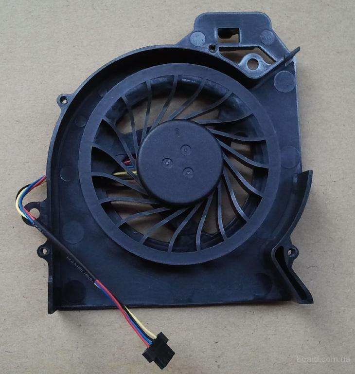 Вентилятор HP Pavilion DV7-6052er Кулер