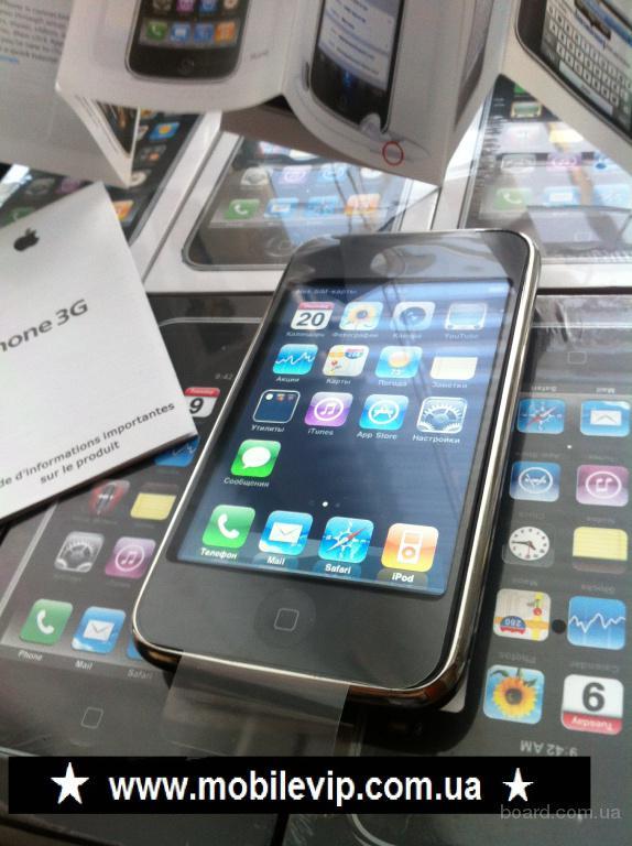 Apple iPhone 3G 16GB Original Новые! Запечатанные! Гарантия!