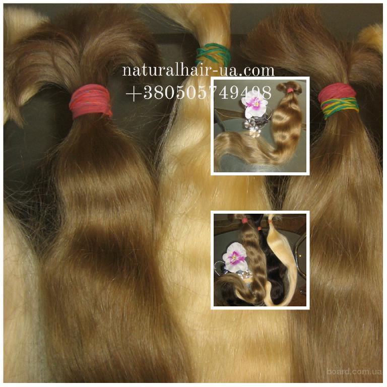 наращивание и продажа натуральных славянских волос