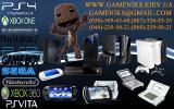 Прокат игровых приставок PS3, Xbox 360, PSP, PS2