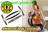 Тренажер с усовершенствованной системой для тренировки тела ABS