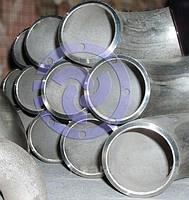 Отвод кованый, отвод цельнотянутый, колено приварное, уголок приварной из нержавеющей стали.