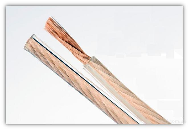 Акустический кабель Silent Wire