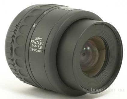 SMC Pentax-F 35-80mm f/4.0-5.6