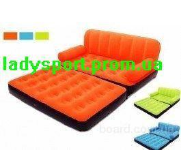 Многофункциональный надувной диван-кровать 5 в 1 Sofa Bed