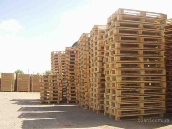 распродажа поддонов  деревянных 1010х760