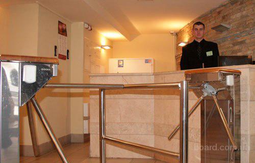 работа в москве охранник вахта зарплата