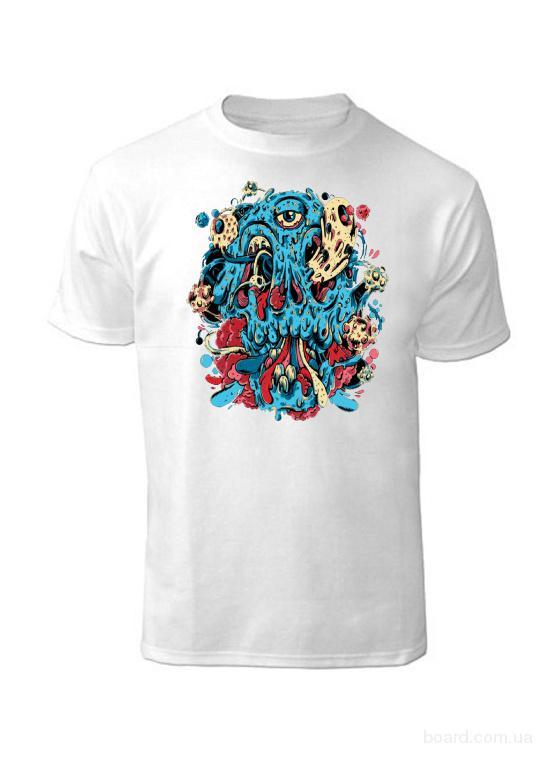 футболки полная печать