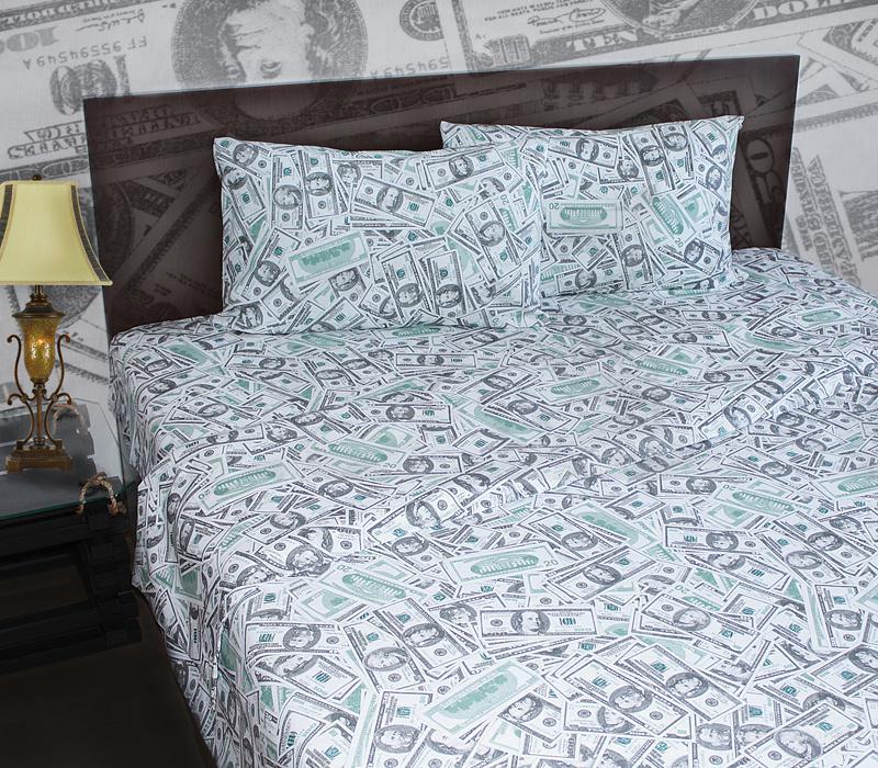 Лучший подарок Доллары комплект постельного белья
