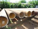 Трубы стальные 299х20. Демонтаж.