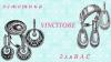 Серебряные украшения с эмалью ручной работы от украинских дизайнеров