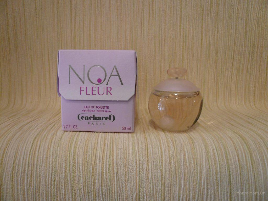 Cacharel - Noa Fleur (2003) - edt 50ml - оригинал, раритет!