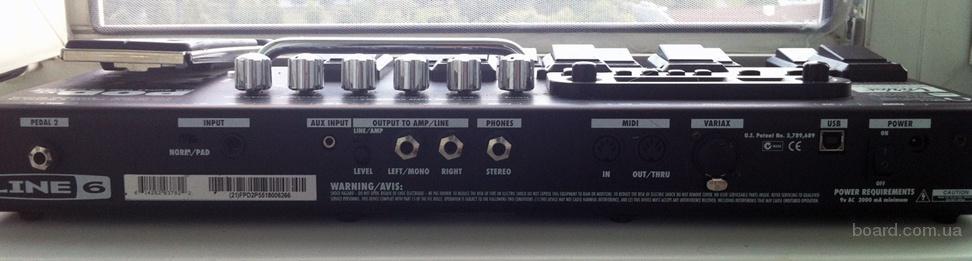 Line 6 Bass Pod Xt Live Инструкция На Русском - фото 6