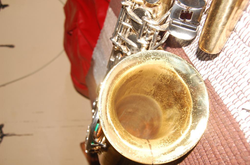 Саксофон фото альт
