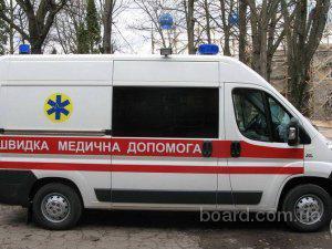 МедТранс - перевезти больного из Кировограда в Житомир, в Москву, в Минск, в Херсон