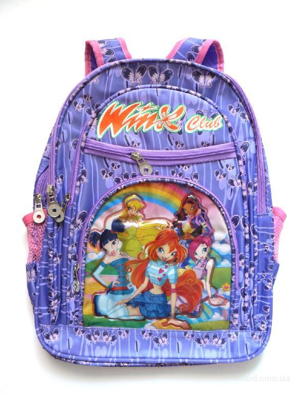 Рюкзаки Winx Винкс дешево