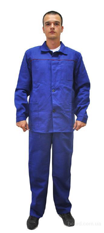 Продажа спецодежды рабочей - Костюм Рабочий усиленный  с брюками все в наличии