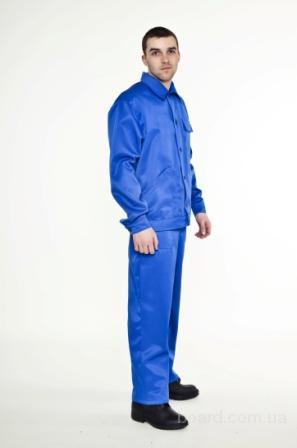 Костюм рабочий Универсал с брюками  -Пошив одежды рабочей в Запорожье