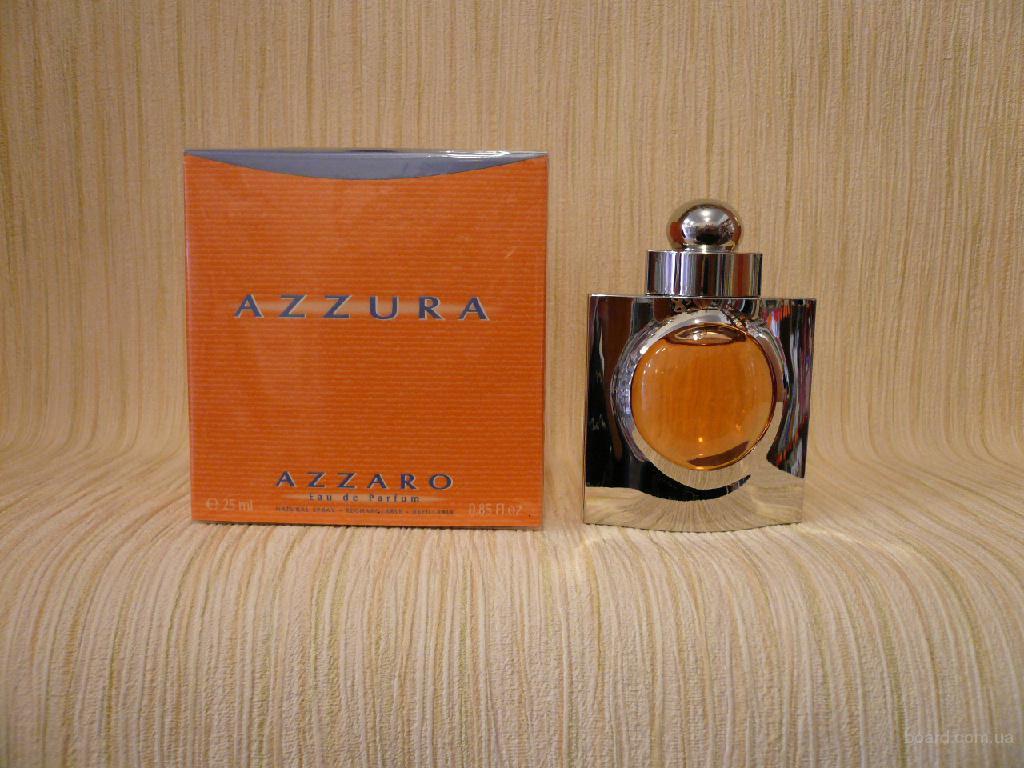 Azzaro - Azzura (1999) - edp 25ml - оригинал, раритет!