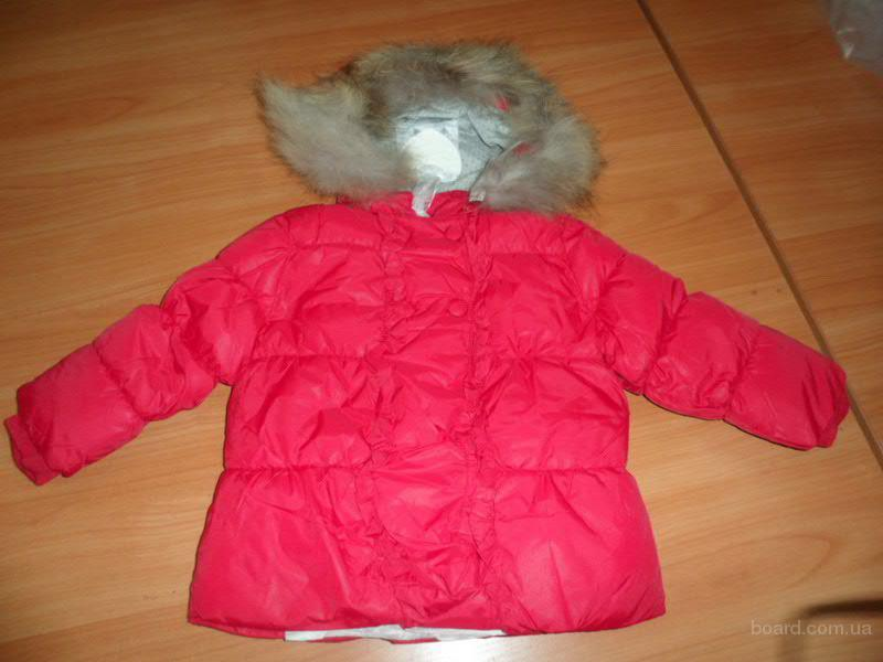 Куртки детские Gaiаluna. Италия. По 19, 50 евро/ед. Лот 10 единиц.